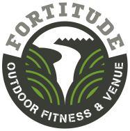FORTITUDE (PSD) Fitness & Venue Logo